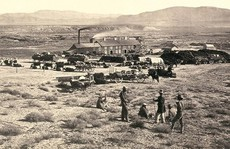 Bất ngờ về cảnh tượng miền Tây nước Mỹ 150 năm về trước