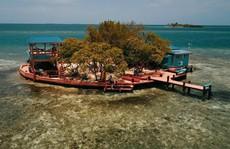 """Kinh ngạc với nơi biến du khách thành """"Robinson ngoài đảo hoang"""""""