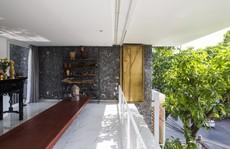 Ngôi nhà đẹp ở Nha Trang lên trang nhất báo Tây