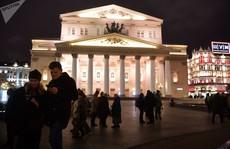 """Chùm ảnh so sánh thủ đô Moscow """"100 năm: ngày ấy - bây giờ"""""""