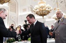 Nga đạt mục đích ở Syria