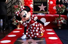 Sau 90 năm chờ đợi, 'bạn gái' chuột Mickey được nhận sao