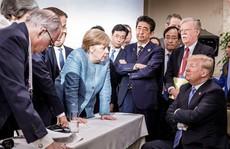 Thông điệp năm mới: Bà Merkel 'trách' Tổng thống Trump