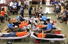 EVNSPC hiến 1.760 đơn vị máu trong Tuần lễ hồng EVN lần thứ IV