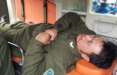 Nhân viên an ninh hàng không Nội Bài bị 'cò mồi' đánh gãy răng