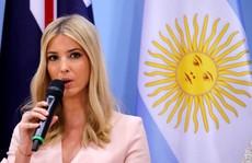 """Con gái ông Trump bị """"vùi dập"""" vì ghế chủ tịch Ngân hàng Thế giới"""
