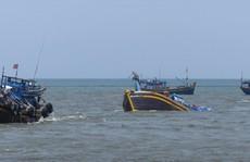 10 ngư dân mất tích, Bà Rịa-Vũng Tàu và Khánh Hòa họp khẩn
