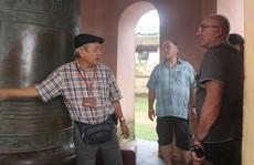 Bí ẩn bảo vật, di sản quốc gia: Đại hồng chung chùa Thiên Mụ