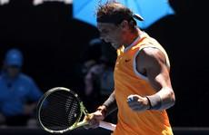 Nadal chiến thắng ngày ra quân Giải Úc mở rộng 2019