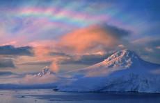 Từ trường trỗi dậy bí ẩn, đẩy Bắc Cực đến gần Siberia