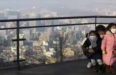 Châu Á nghẹt thở vì bụi mù