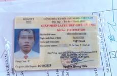 Đề nghị xử lý nghiêm vụ thi lấy GPLX được 'bao đậu'