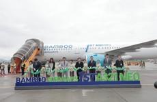 Bamboo Airways đón máy bay thế hệ mới A231neo