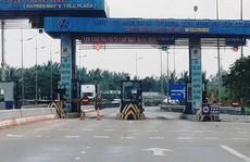 Tuyến cao tốc TP HCM - Trung Lương đang như... đường làng!