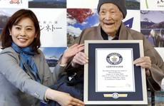 Người đàn ông thọ nhất thế giới qua đời ở tuổi 113