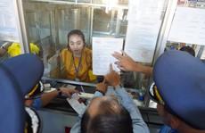 Thanh tra giao thông 'đột kích' Bến xe Miền Đông
