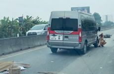 Xe 16 chỗ tông xe máy văng xa 30 m, người đàn ông tử vong tại chỗ