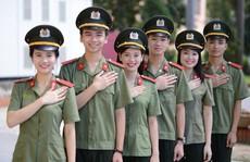 Các trường công an xét tuyển dựa trên kết quả thi THPT quốc gia và học bạ