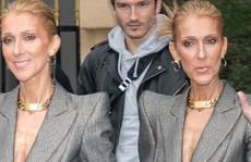 Sốc với thân hình gầy nhom của 'họa mi' Celine Dion