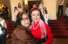 NSND Kim Cương rơi nước mắt trong Chương trình 'Nghệ sĩ tri âm'