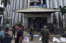 Philippines: Đánh bom kép đẫm máu gần nhà thờ, 20 người chết