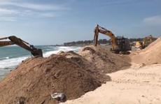Bình Thuận: Khẩn trương khắc phục tình trạng xâm hại bãi đá 7 màu
