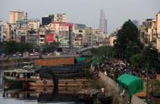 Chợ hoa Tết Bến Bình Đông ngày càng đìu hiu dù cận Tết