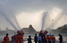 Bangkok mịt mù khói bụi, hơn 400 trường học đóng cửa