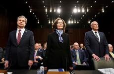 Cảnh báo chưa từng có của tình báo Mỹ đối với 'gián điệp Nga, Trung'