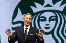 Howard Schultz sẽ tranh cử tổng thống Mỹ vào năm 2020?