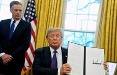 Quốc hội Mỹ 'ớn' chiêu đánh thuế của ông Trump