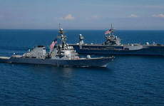 Đạo luật an ninh châu Á mới của Mỹ dồn sức ép lên Trung Quốc
