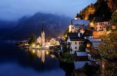 Ngắm nhìn vẻ đẹp tựa thiên đường của thị trấn bên hồ Hallstatt