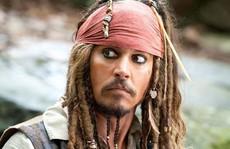 Johnny Depp bị đá khỏi vai 'cướp biển' vì thù lao quá lớn