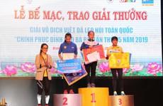 Number 1 Active đồng hành cùng giải việt dã leo núi Chinh phục đỉnh Bà Rá lần thứ 25