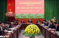 Hà Nội cách chức, khai trừ hàng loạt cán bộ, đảng viên