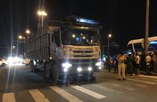 Quay đầu xe, nam thanh niên chết thảm dưới bánh xe tải