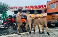 Trưởng Công an huyện Mèo Vạc nói về việc xử lý nhóm đàn ông khỏa thân, 'làm lố' ở Mã Pí Lèng