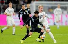 'Đại gia' thư hùng, Argentina cầm chân Đức bằng siêu phẩm