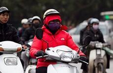 Không khí lạnh tràn về, miền Bắc trở rét 16 độ C