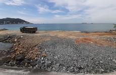 Vụ lấn biển Vũng Tàu: Cảnh quan thiên nhiên bị 'tàn phá', rồi đây ai chịu trách nhiệm?