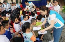 Chia sẻ yêu thương cùng trẻ em khuyết tật