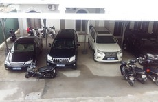 Công an tỉnh Cao Bằng nhận xe 3,72 tỉ đồng do doanh nghiệp tặng