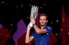 Daniil Medvedev xuất sắc vô địch Thượng Hải Masters 2019