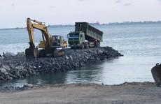 Bà Rịa - Vũng Tàu 'mổ xẻ' sai phạm của dự án lấp biển làm thủy cung