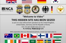 Đánh sập trang web khiêu dâm trẻ em 'hạng nặng', bắt 338 người khắp thế giới
