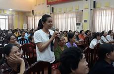 Đồng Tháp: Tư vấn chăm sóc sức khỏe cho nữ đoàn viên