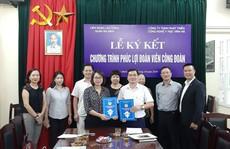 Hà Nội: Hợp tác nâng cao phúc lợi cho đoàn viên