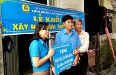 Thừa Thiên - Huế: Hỗ trợ mái ấm Công đoàn cho đoàn viên khó khăn
