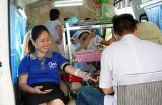 CNVC-LĐ quận 2, TP HCM tham gia hiến máu tình nguyện